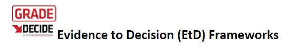 decide-EtD